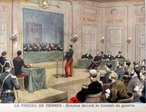 Суд над Дрейфусом